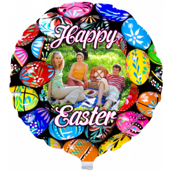 Easter Egg Photo Balloon