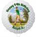 Golf Ball TableTop Photo Balloon