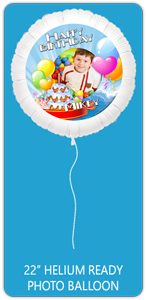 Helium Photo Balloon @ PhotoBalloonStore.com